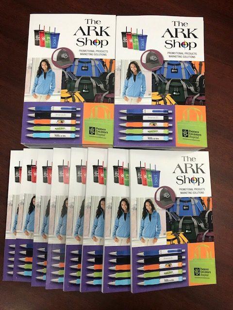 The Ark Shop Catalog